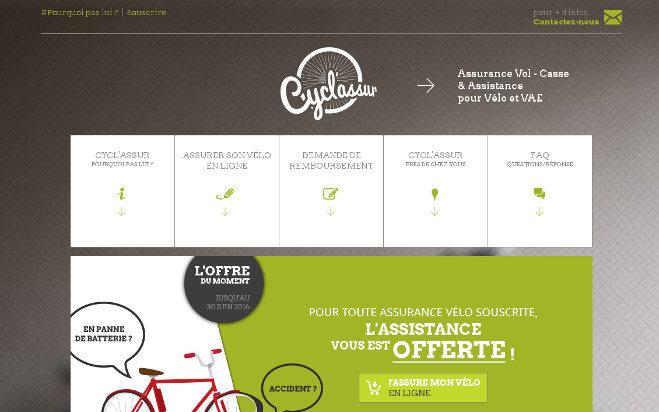 Cyclassur, votre assurance vélo