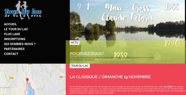 Tour du Lac Bourges