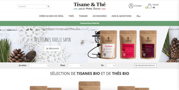 Tisanes & Thés